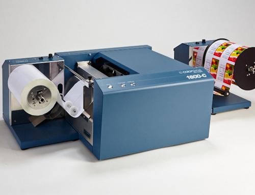 CDT 1600-C Impresora color de etiquetas en rollo